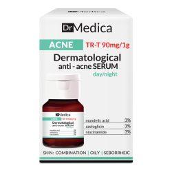 Bielenda Dr Medica -  Bőrpuhító emulzió arcmosáshoz, érett és érzékeny bőrre