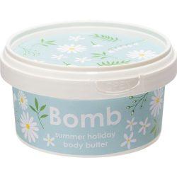Bomb Cosmetics Nyári zsongás Habos Testvaj