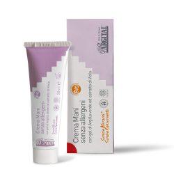 Argital allergénmentes vadárvácska kézkrém 50ml