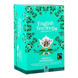 English Tea Shop Borsmenta Bio tea 20 filter