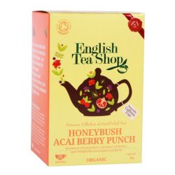 English Tea Shop Bio tea - Mézbokor és Acai berry puncs 20 filter