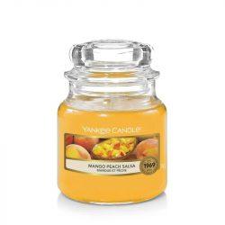 Yankee Candle Mango Peach Salsa kis üveggyertya