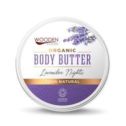 Wooden Spoon Bio testápoló vaj - Levendula álom