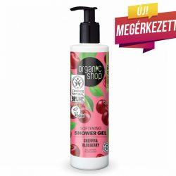 Organic Shop Mandarin vihar ébresztő tusfürdő