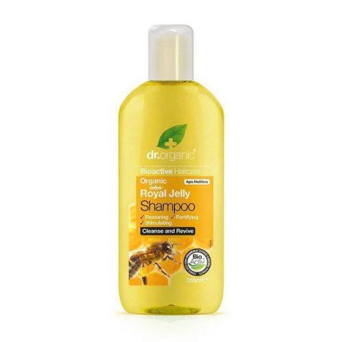 Dr. Organic Bio Méhpempő sampon 265ml