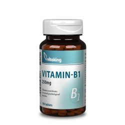 VitaKing B1-vitamin 250mg