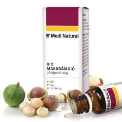 MediNatural Makadámdió hidegen sajtolt bőrápoló olaj