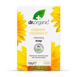 Dr. Organic Szappan természetes E-vitaminnal