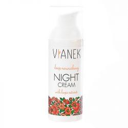 VIANEK Intenzíven tápláló éjszakai arckrém 50ml