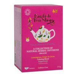 English Tea Shop Gyümölcs tea variáció