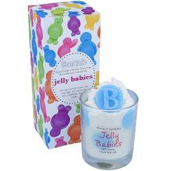 Bomb Cosmetics Jelly Baby Üveges gyertya