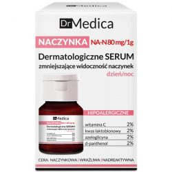 Bielenda De Medica Dermatológiai bőrpír láthatóságát csökkentő szérum