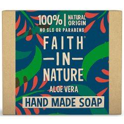 Faith in Nature Bio aloe vera és ylang-ylang szappan
