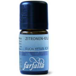Farfalla Bio Citrom-eukaliptusz illóolaj
