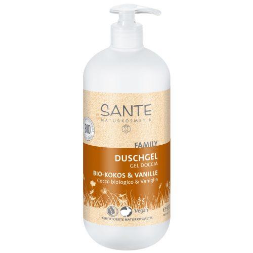 Sante Bio Kókusz és Vanília tusfürdő 500ml