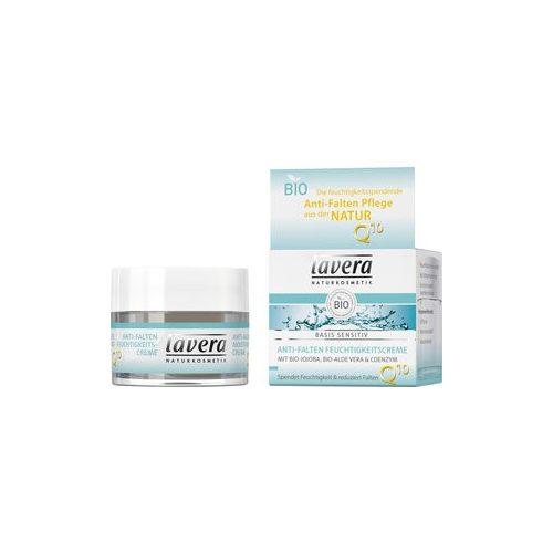 Lavera Basis Sensitive Q10 ránctalanító hidratáló krém
