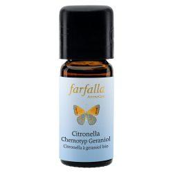 Farfalla Bio Citronella illóolaj