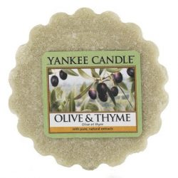 Yankee Candle Olive & Thyme Tarts® mini viasz
