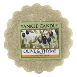 Yankee Candle Olive & Thyme Tarts mini viasz