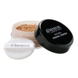 Benecos Mineral púder Medium beige