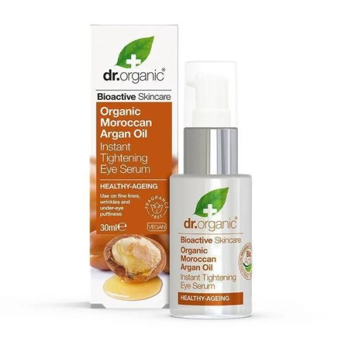 Dr. Organic Marokkói Argánolaj szemkörnyék feszesítő szérum 30ml