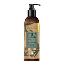 Bielenda CNB Cannabidiol Detox hatású arclemosó - Zsíros bőrre