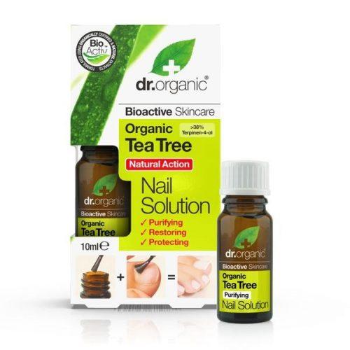 Dr. Organic Bio Teafa körömápoló