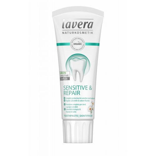 Lavera Basis Fogkrém Sensitive & Repair 75ml