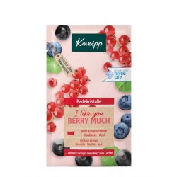 Kneipp I like you berry much Fürdősó 60g