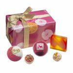 Bomb Cosmetics Karácsonyi puncs ajándékcsomag