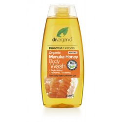 Dr. Organic Tusfürdő bio manuka mézzel