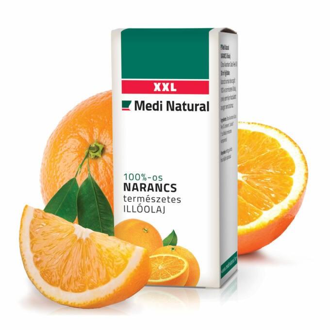 Medinatural XXL Narancs illóolaj 100% - Édes élvezetek boltj