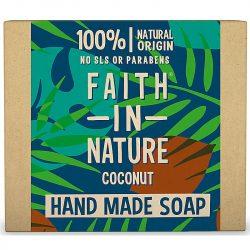 Faith in Nature Kókusz szappan