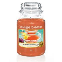 Yankee Candle Passion Fruit Martini nagy üveggyertya