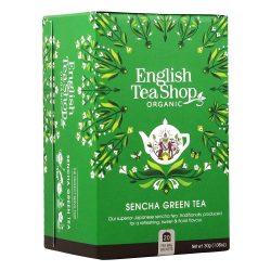 English Tea Shop Bio tea - Japán Zöld Sencha  20 filter