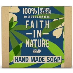 Faith in Nature Bio kender szappan zöldteával