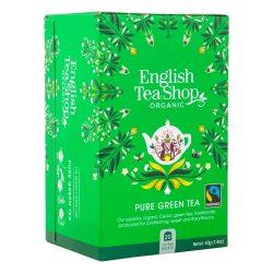 English Tea Shop Bio tea - Zöld tea 20 filter