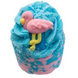 Bomb Cosmetics Karibi flamingó fürdősüti