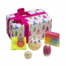 Bomb Cosmetics Karácsonyfa ajándékcsomag