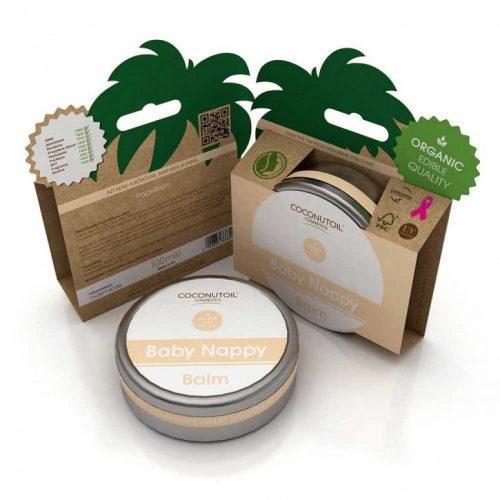 Coconutoil Cosmetics Popsikrém 80ml