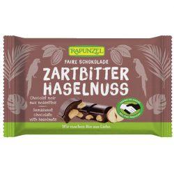 Rapunzel Cristallino félédes csokoládé egész mogyoróval