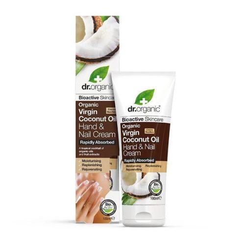 Dr. Organic Bio Kókuszolaj kéz-és körömápoló krém