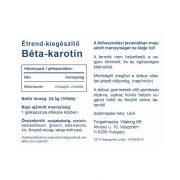 VitaKing Béta-karotin