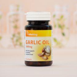 Vitaking Fokhagymaolaj kapszula