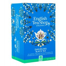 English Tea Shop Bio tea- Darjeeling fekete tea 20 filter