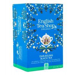 English Tea Shop Bio tea - Darjeeling fekete tea 20 filter