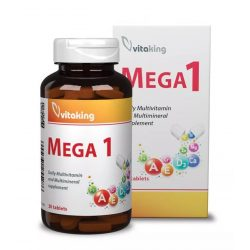 Vitaking Mega1 multivitamin