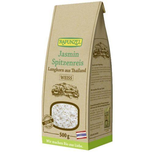 Rapunzel Jázmin rizs hosszúszemű  fehér 500g