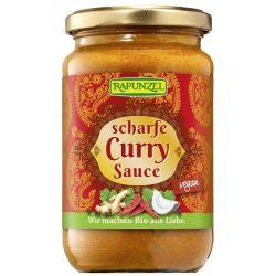 Rapunzel Curry szósz csípős 350ml