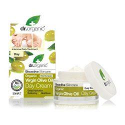 Dr. Organic Nappali krém bio olívaolajjal
